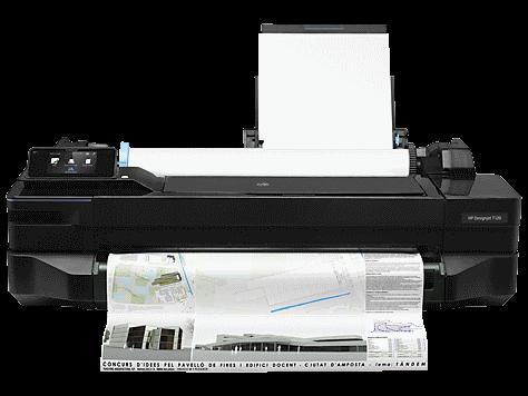 HP Designjet T120 A1 Plotter