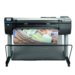 HP designjet T830 A0 multifunctional printer en scanner