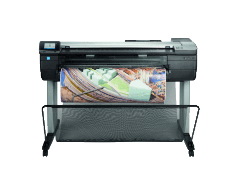 HP designjet T830 A0 multifunctional printer en scanner