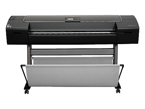 HP designjet Z2100 A0 canvas printer