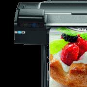 HP designjet Z2600 retail posterprinter