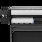 HP Designjet Z5600 A0 canvas printer
