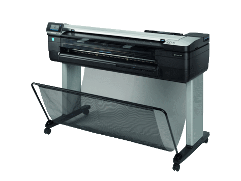 HP Designjet T830 a0 mfp printer en scanner