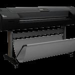 HP designjet Z2100 A0 posterprinter