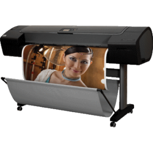 HP designjet Z2100 fotoprinter