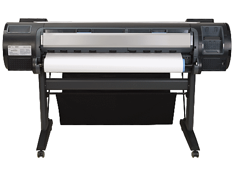 HP Designjet Z5200 plotter