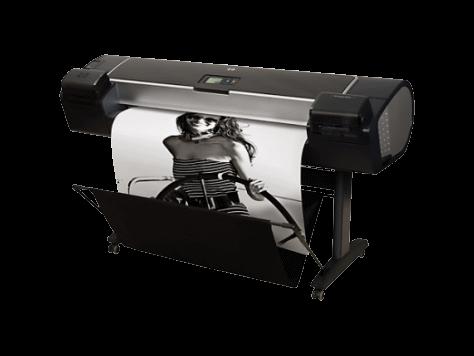 HP Designjet Z5200 Posterprinter