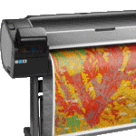 HP Designjet Z5600 A0 reclame poster printer