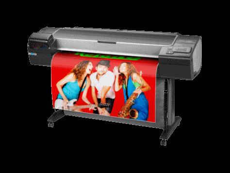 HP Designjet Z5600 A0 poster printer